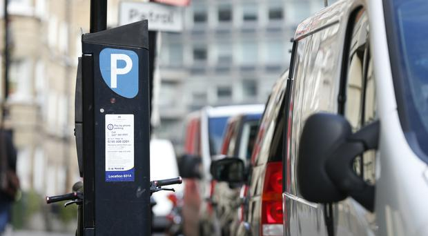 Some 756 million pounds was generated from parking by local authorities in England during the 2015/16 financial year, research found
