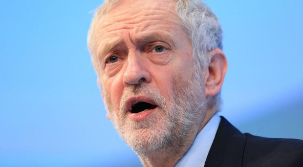 Jeremy Corbyn pledged to put women's rights and freedoms 'at the heart of our programme for government'