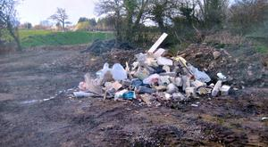 Powers to seize and crush vehicles used by fly-tippers are being used by councils across the country in a pre-Christmas crackdown