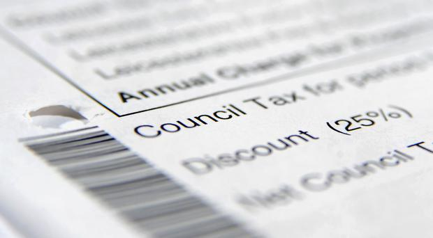 Council tax bills across England are set for a second year of inflation-busting rises