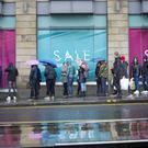 Shoppers spent £3.74bn in last year's Boxing Day sales
