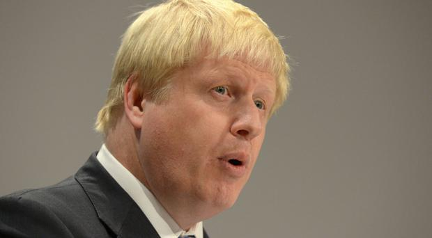 Boris Johnson suffered a humiliating slapdown from Number 10