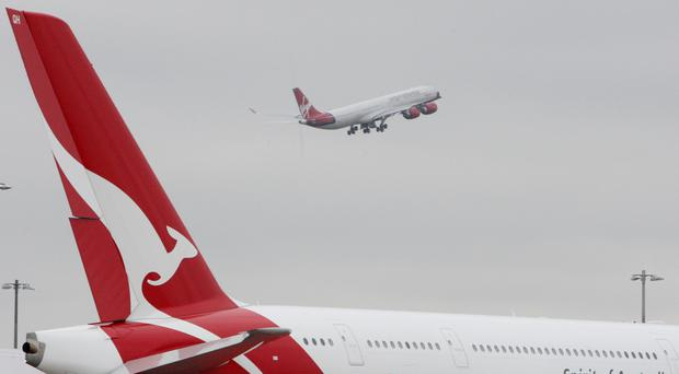 Qantas flights will begin in 2018