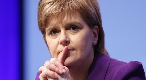 Nicola Sturgeon backed Hillary Clinton during the presidential campaign