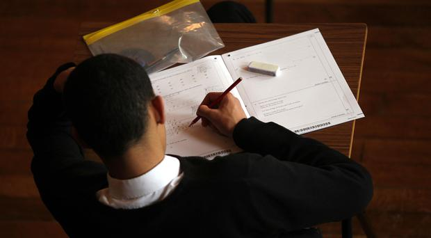 The report concluded that it would be hard for the Government to find suitable areas for new grammar schools