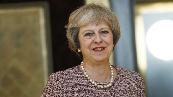 Theresa May will praise Israel for guaranteeing the rights of