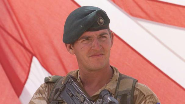 Alexander Blackman, known as Marine A, is serving a life sentence for murdering a wounded Afghan captive