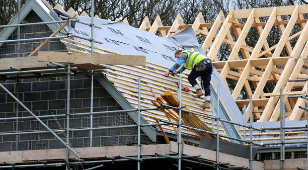 The Government wants to build one million new homes by 2020