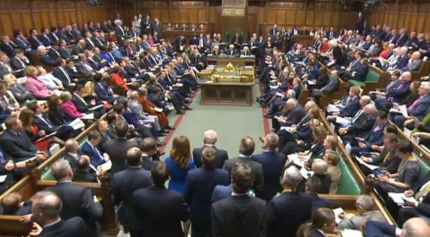 MPs' pay is set to rise from £74,962 to £76,011 in April