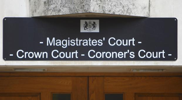 An inquest has heard how a woman discovered her seven-week-old baby dead in her cot