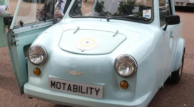 An adviser for Parkinson's spoke of 'appalling' stories of people with the disease experiencing cuts in payments and having to return much needed Motability vehicles