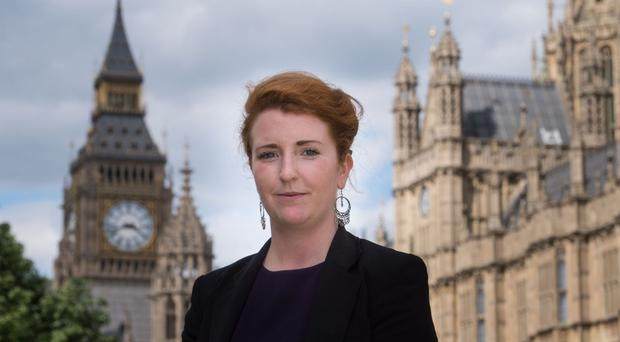 Louise Haigh said one individual went through all her videos on YouTube and claimed