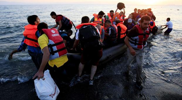 The UK officials are expected to speed up the processing of asylum claims of the people they assess in Greece