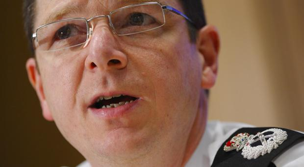 Chief Constable Alex Marshall said not enough professional development was done in policing