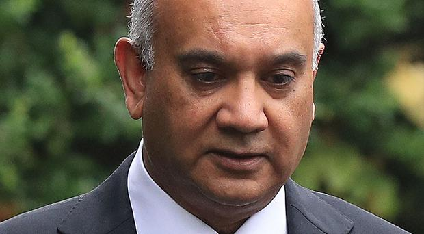 Leicester East Labour MP Keith Vaz