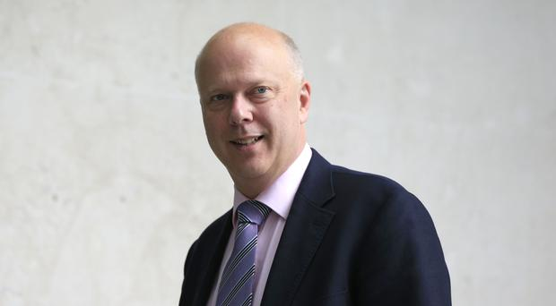 Transport Secretary Chris Grayling may have committed an offence, an MP said