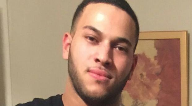Salim Coulter, who was killed as he sat in a car near the Jerky Chicken takeaway in Fulham, south-west London (Metropolitan Police/PA)