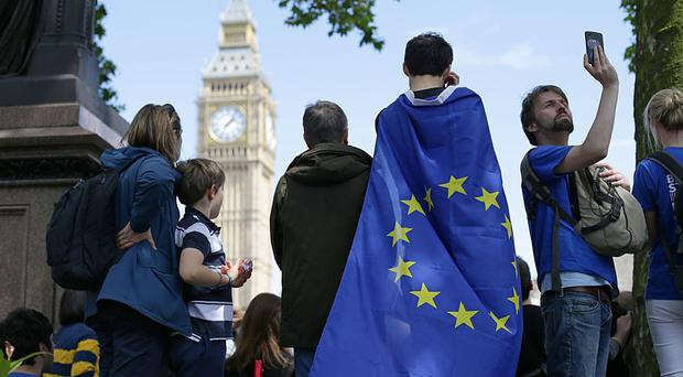 The human rights of EU nationals resident in the UK must not be used as bargaining chips in Brexit negotiations, a parliamentary watchdog has warned.