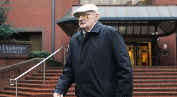 Ralph Clarke, aged 101, is facing a long jail sentence