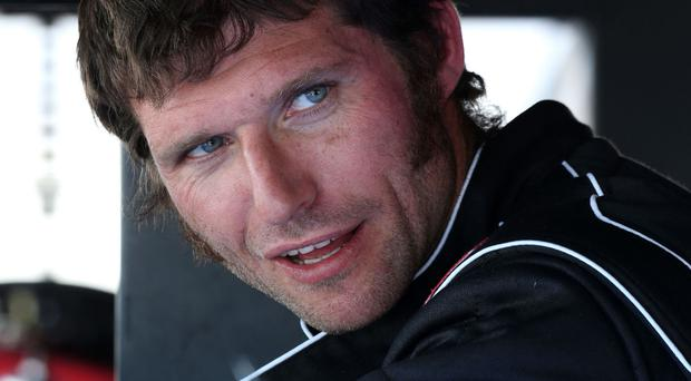Guy Martin cycled around 800 miles in less than five days before he decided to cancel the attempt due to an injury to his Achilles tendon