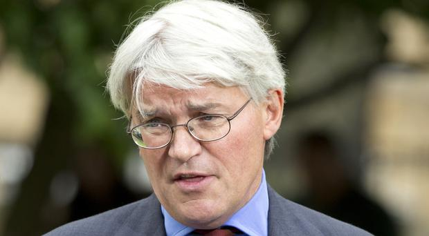 Andrew Mitchell said he hopes the amendment will help the Government persuade overseas territories to adopt the same level of transparency as the UK