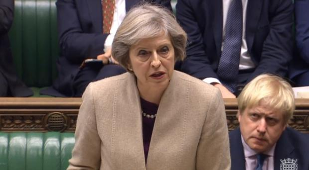 Theresa May will make her first appearance in front of the Commons Liaison Committee