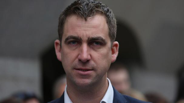 Brendan Cox said blaming politicians for the actions of extremists was a 'slippery slope'