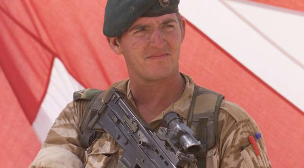 Former Royal Marine Sergeant Alexander Blackman could be bailed today