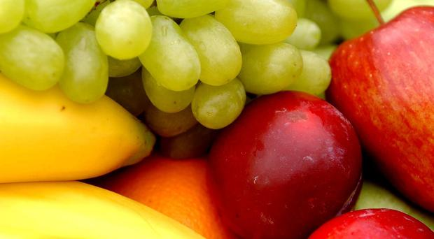 Fresh fruit was among the fastest growing grocery items this year