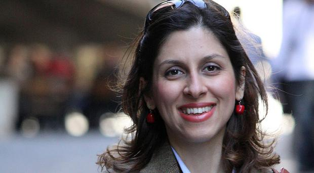 Nazanin Zaghari-Ratcliffe is behind bars in Iran for allegedly plotting to topple the government in Tehran