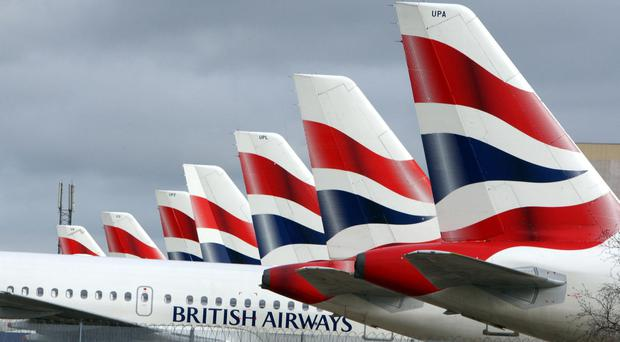 Two strikes by British Airways cabin crew over the festive period have been suspended