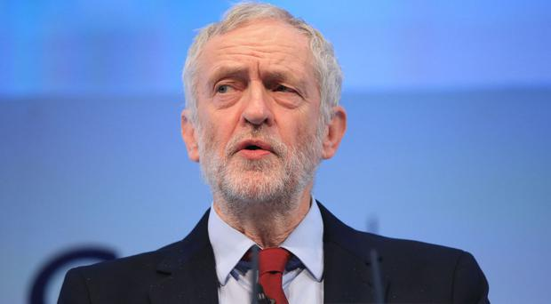 Jeremy Corbyn rejected calls for Labour to form an alliance with the Liberal Democrats