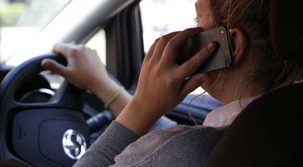 Today we publish a report by an ambulance driving instructor who has been shocked by drivers using their phones, and in some cases texting while travelling at high speeds