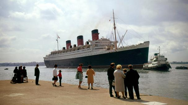 The Queen Mary 2 has altered course to search for a missing guest who is feared to have fallen overboard