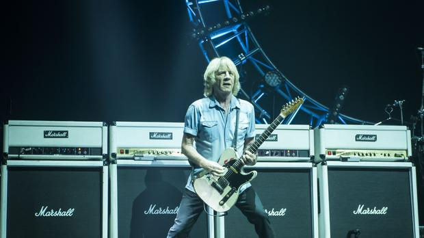 Rick Parfitt has died aged 68