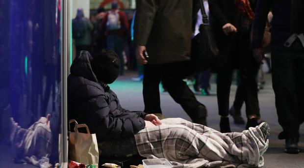 The head of a homelessness charity has called for concerted Government action