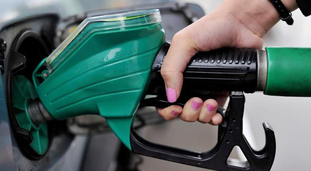 Spending on fuel has risen by 5.9% as prices at the pump continue to climb