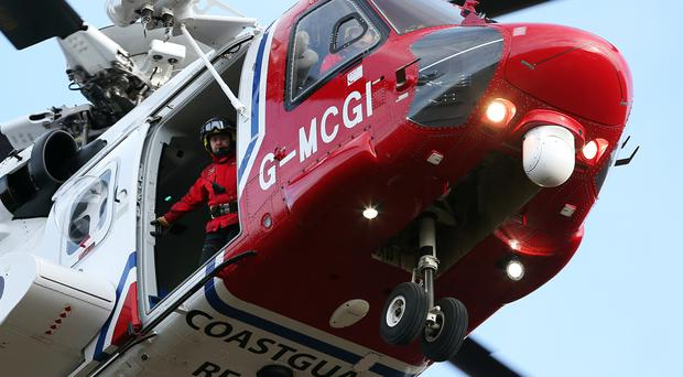 Rescuers have called off the search for a man who went missing at sea after a fishing vessel capsized off the Kent coast. File image