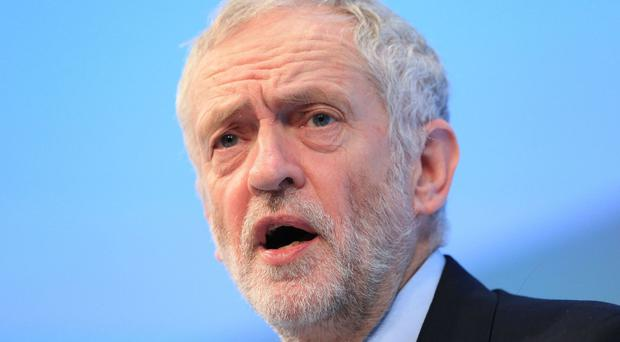 Jeremy Corbyn said 2016 'will be defined in history' by the decision to leave the European Union