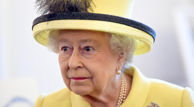 The Queen will make a late decision on whether to attend church