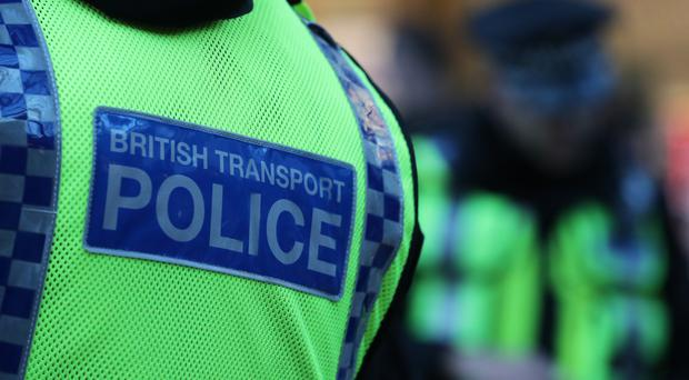 A British Transport Police spokesman said that at present the man's death is not being treated as suspicious
