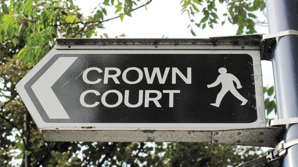 Two men who tried to join Islamic State in Iraq are being sentenced at Kingston Crown Court