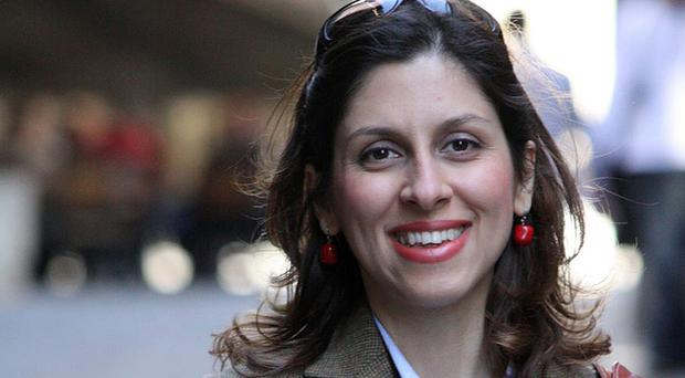 Nazanin Zaghari-Ratcliffe has been held since April for allegedly plotting to topple the government in Tehran