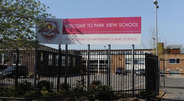 Park View was at the centre of allegations involving a number of Birmingham schools