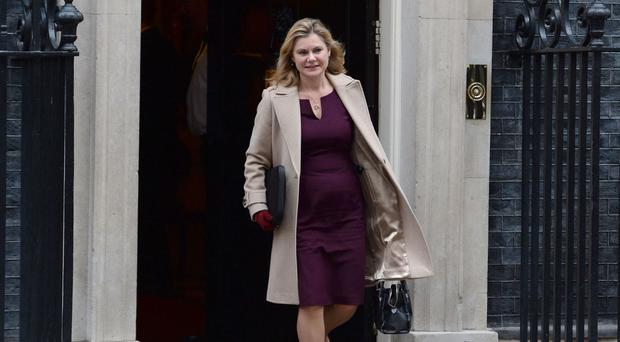 Justine Greening is the Education Secretary