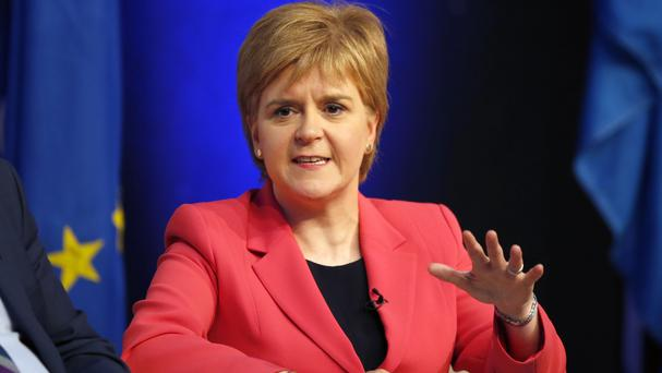 Sturgeon Delays Scottish Independence Bid Seeking Softer Brexit