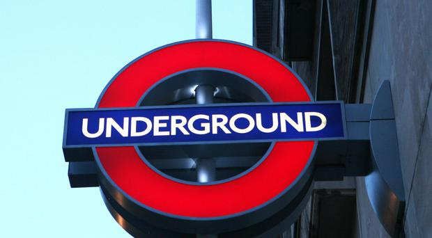 Tube workers are due to walk out for 24 hours from 6pm on Sunday