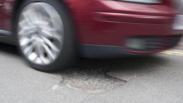 Councils have called for more funding to help repair potholes