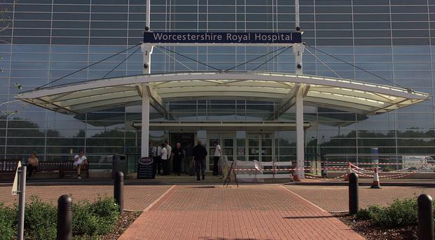 Two deaths in the last week at Worcestershire Royal Hospital's A&E department are being investigated