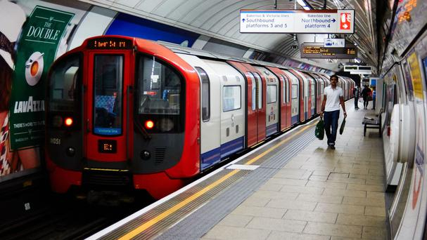 Tube passengers face disruption due to the strike